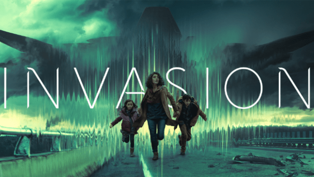 """""""Invasion"""" will premiere globally October 22, 2021, exclusively on Apple TV+."""
