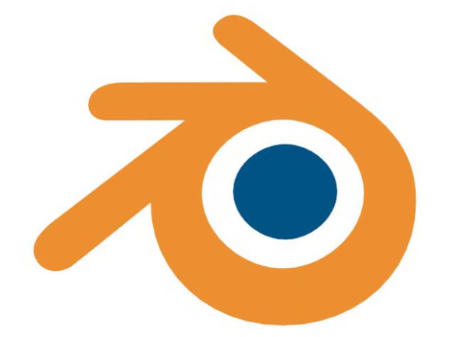 Apple joins Blender Development Fund. Image: The Blender logo