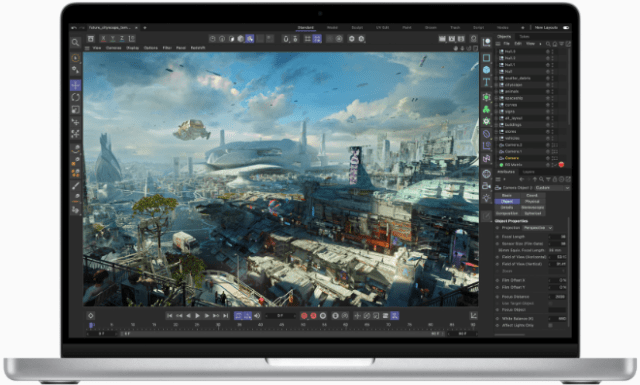 16-inch M1 Max MacBook Pro features new 'High Power Mode' for intensive performance