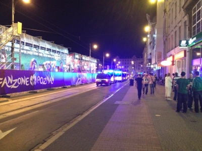 Careful now - the policing in Poznan (2/4)
