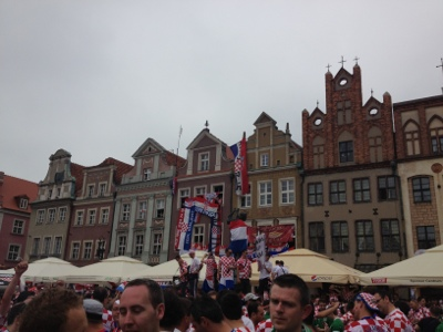 Careful now - the policing in Poznan (1/4)