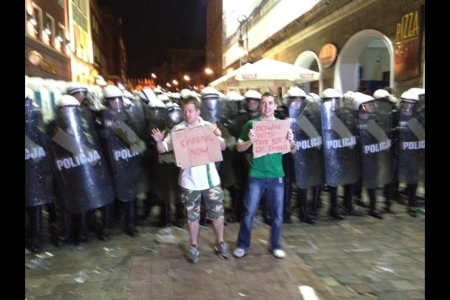 Careful now - the policing in Poznan (4/4)