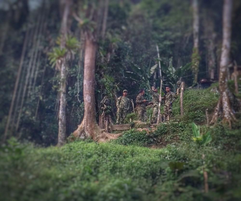 The Lost City - Trekking La Ciudad Perdida in Colombia (5/6)