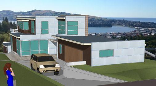 Dunedin City Rise House