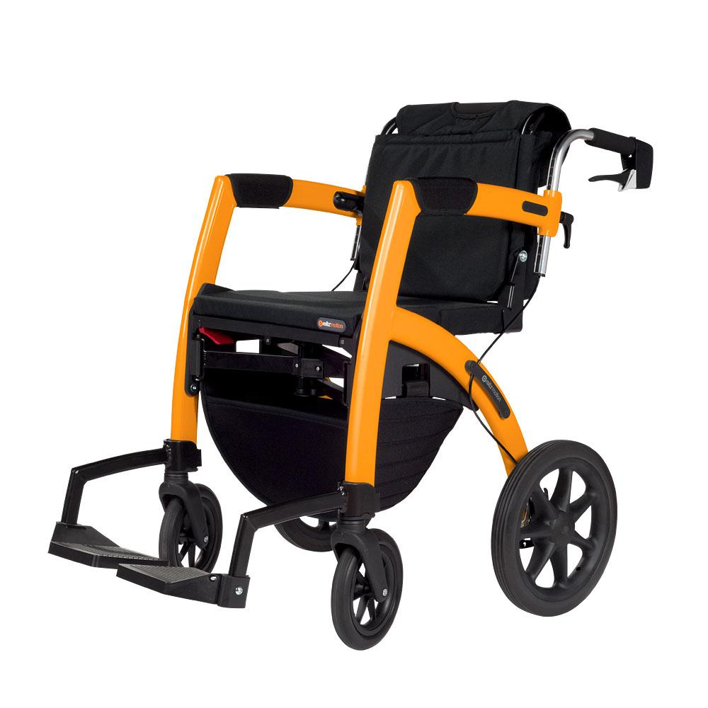 Rollz 2 in 1 RollatorTransport Chair  Macdonalds HHC