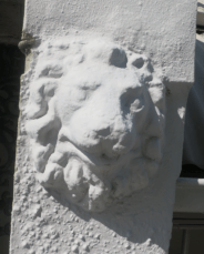 Qld Terrace Lion Head iv