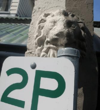 Qld Terrace Lion Head vi