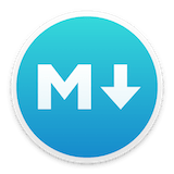 MacDown logo