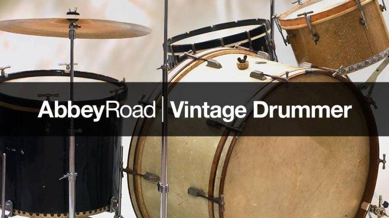 Abbey Road Vintage Drummer (Kontakt) With Crack Free Here