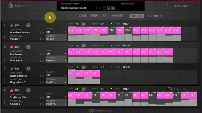 Sample Logic Motion Keys (Kontakt) + Crack Free Download