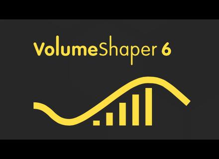 VolumeShaper 6 (Mac) Plus Full Vst Crack Free Download