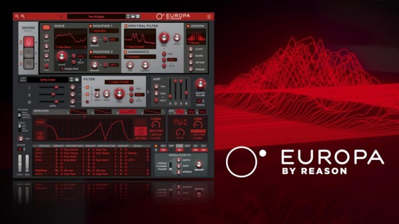 Europa By Reason v2.0.0 (Win) + Crack Latest Version 2021 Free