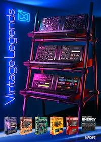 UVI Vintage Legends FULL (Win & Mac) Crack 2021 Free Download