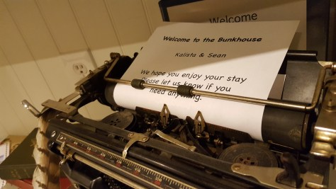 Welcome to the bunkhouseWelcome to the bunkhouse