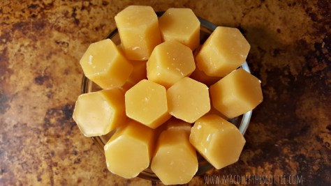 ingredients Beeswax