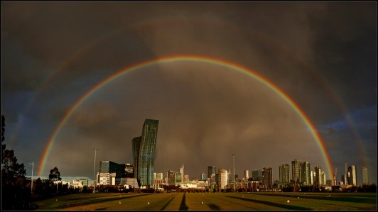 commended_docklands rainbows_