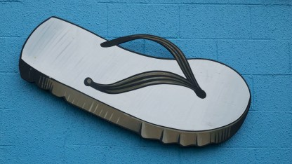 iconicnz0008, the jandal