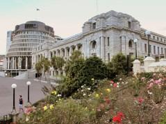 iconicnz0013, parliament buildings wellington