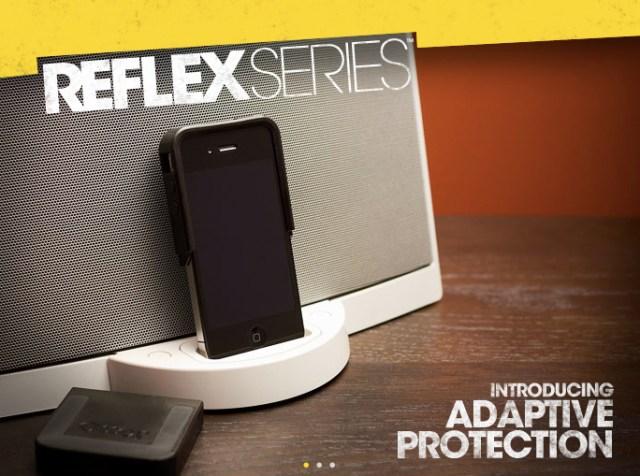 iPhone 4 Otterbox reflex case