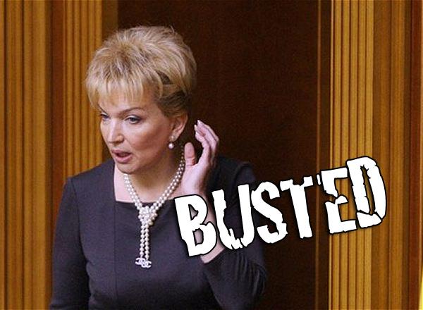 Raisa Bogatyreva Busted