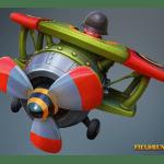 Fieldrunners 2 Biplane