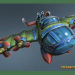 Fieldrunners 2 Bomber