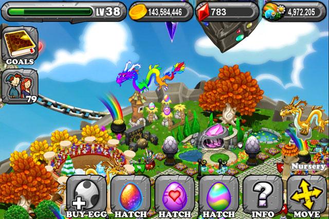 Dragonvale How To Breed A Topaz Dragon