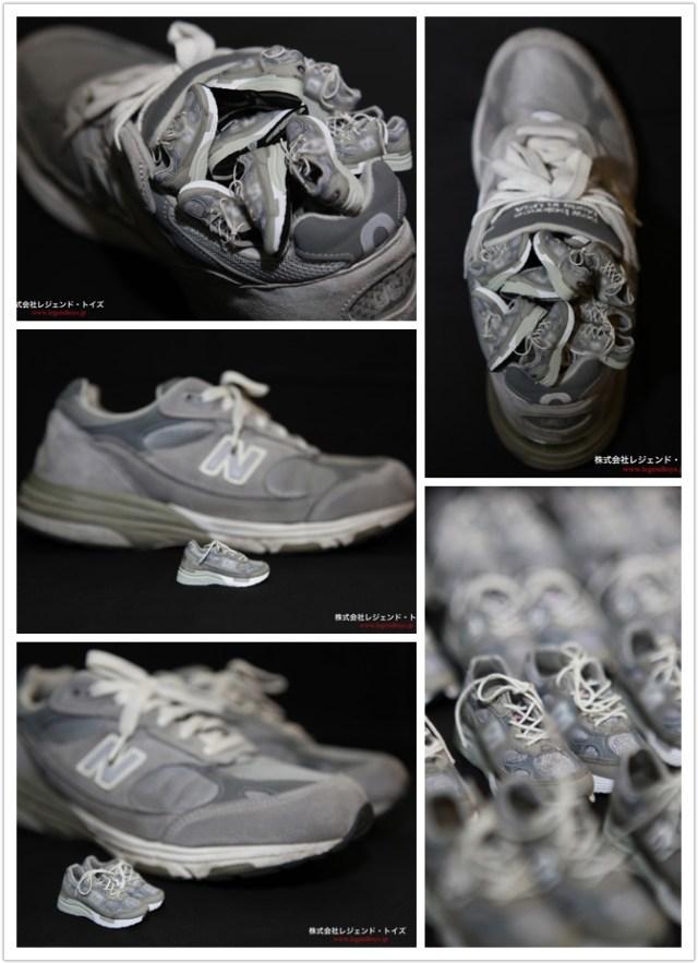 Steve Jobs action Figure shoes