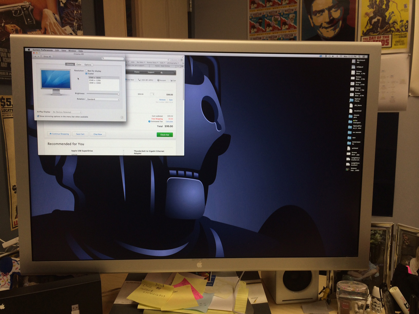 How to: Get your 30-inch Apple Display to work with your new