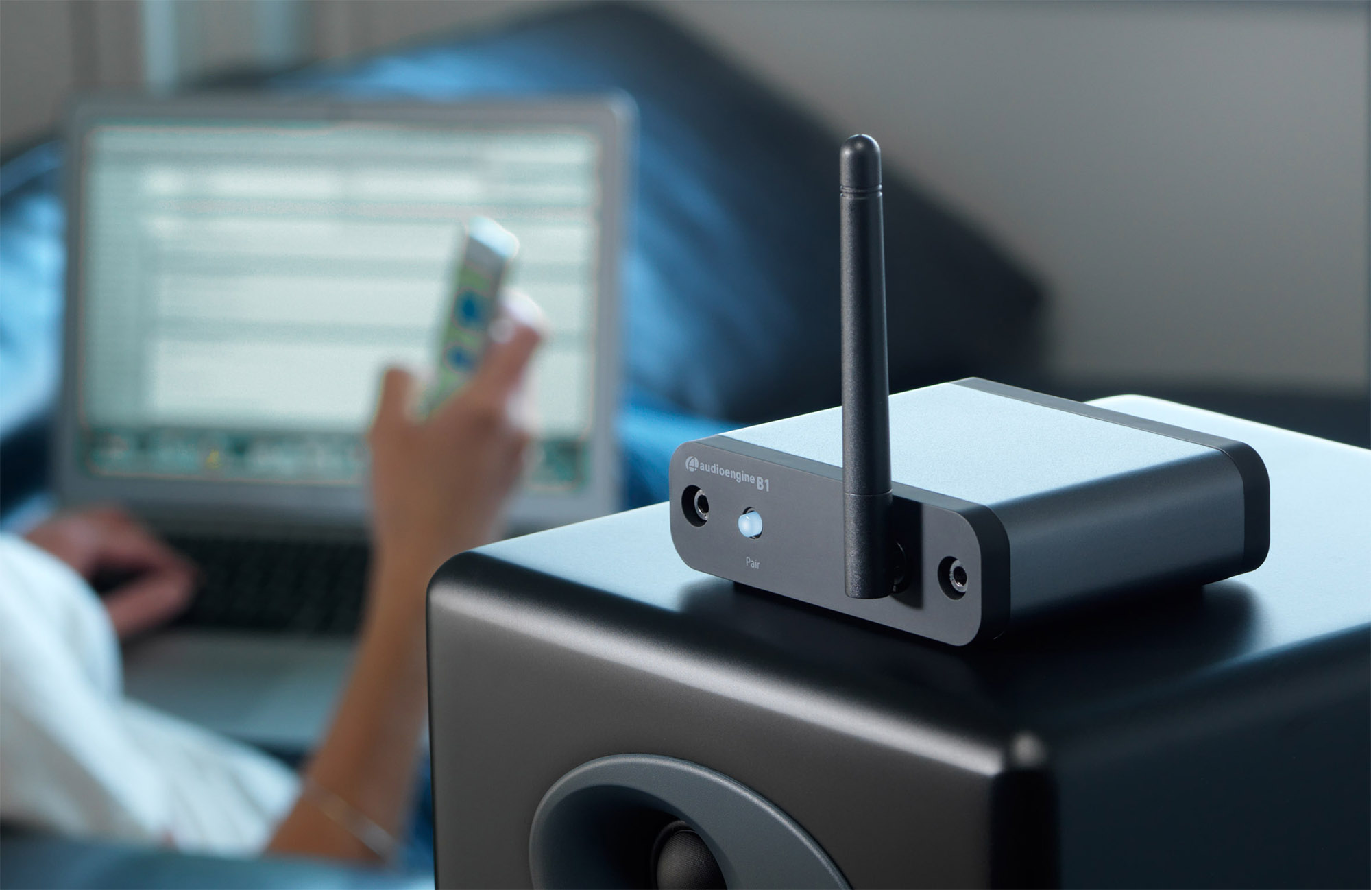 Review: Audioengine\'s B1 Bluetooth Music Receiver