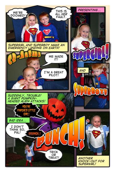comic life 3 styles