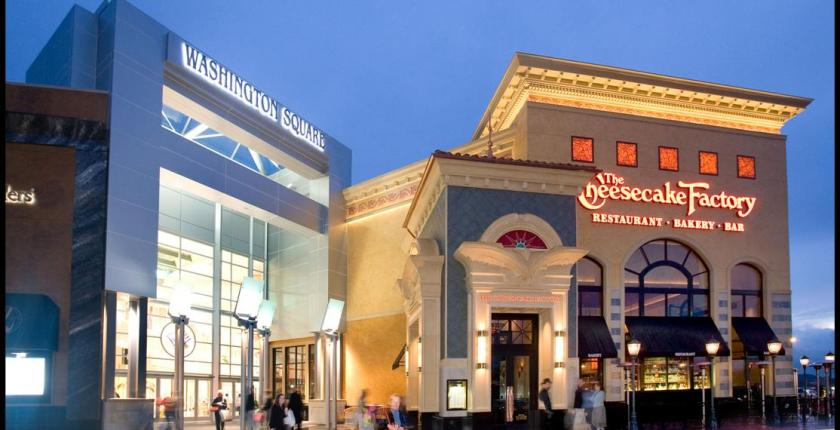 Macerich's Market-Leading Washington Square Announces Four New Stores, Including First-to-Market UNTUCKit and Nespresso
