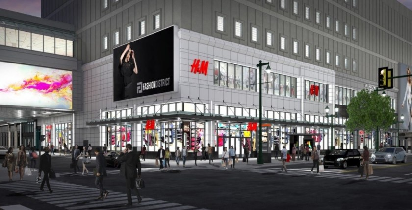 Fashion District Redefines the Philadelphia Destination Consumer Experience with Dynamic Tenants and Community Programming