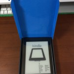 kindle paperwhite 開梱レビュー