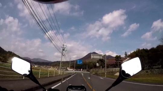 GoProでバイクツーリング動画を撮ってみた