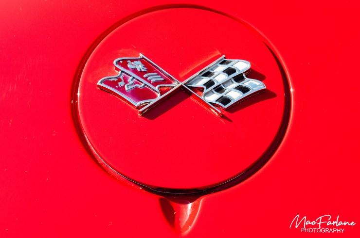 Corvette Flags