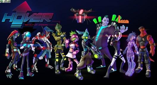 Hover Revolt Of Gamers Free Download
