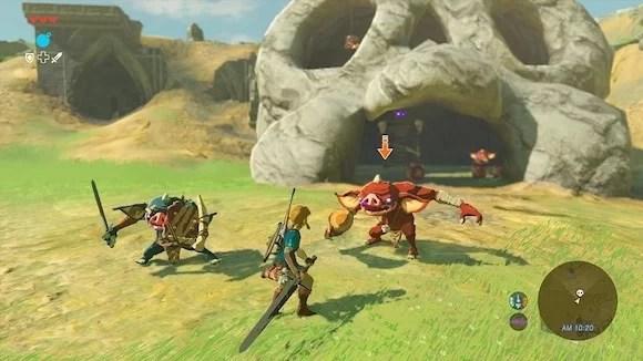 Legend of Zelda Breath of the Wild Mac Torrent