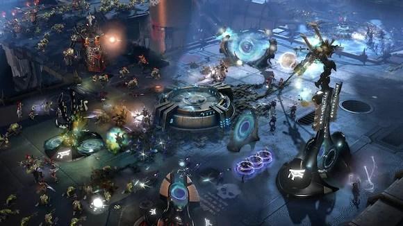 Warhammer 40.000: Dawn of War III Mac Torrent