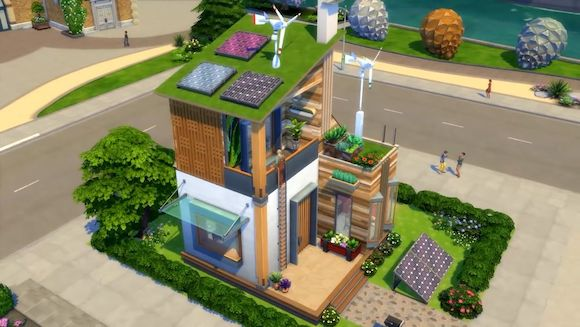 Sims 4 Eco Lifestyle Mac Torrent