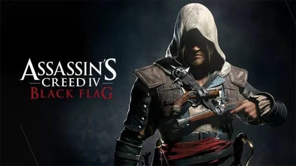 Assassins Creed 4 Black Flag MAC OS X