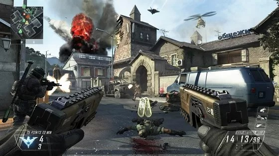 Call of Duty Black Ops 2 Mac OS Download FREE