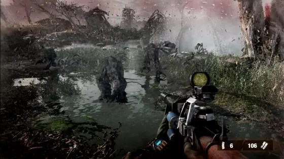 Metro Last Light Mac OS X