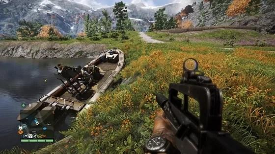 Far Cry 4 Mac OS X Download FULL