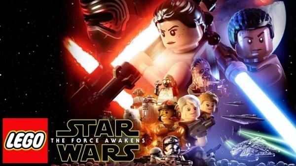 Lego Star Wars The Force Awakens Mac OS FREE