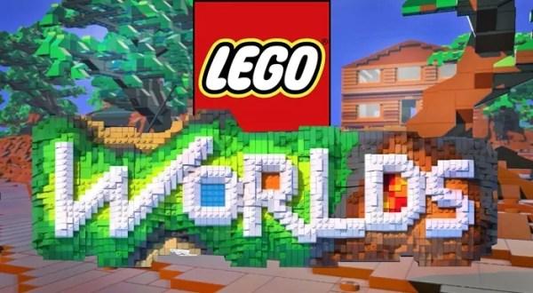 Lego Worlds Mac OS X Game NEW FREE