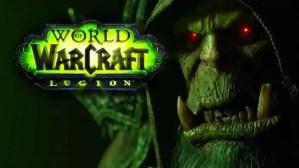 World of Warcraft Legion Mac OS X