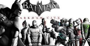 Batman Arkham City Mac OS X