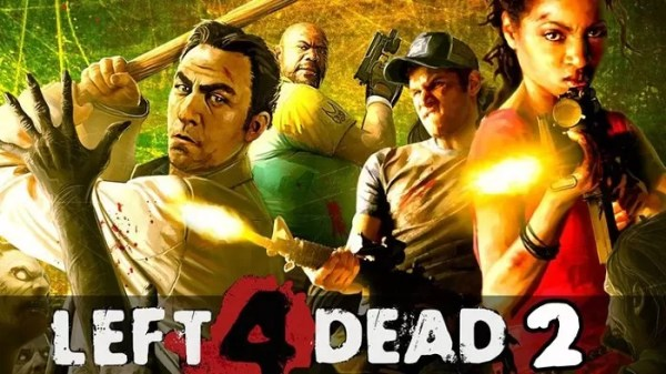 Left 4 Dead 2 Mac OS X Free Game Of The Year EDITION