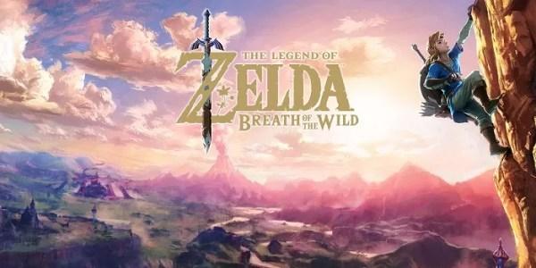 Legend of Zelda Breath of The Wild Mac OS X Download